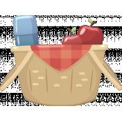 Kumbaya Mini Kit Picnic Basket Sticker