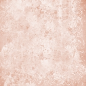 Autumn Mini Kit Copper Pink Watercolor Mixed Media Paper