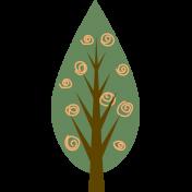 Autumn Mini Kit Tree