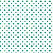 Bloom Watercolor Dot Paper
