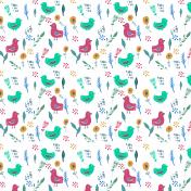Scandinavian Paper Birds 04