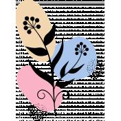 Scandinavian Element Flower 2