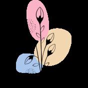 Scandinavian Element Flower 3