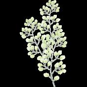 Choose Joy Branch Leaves 02 Watercolor