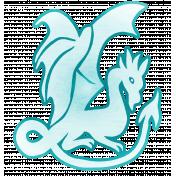 Teal Dragon