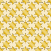 Yellow Hanukkah Paper-Home For the Holidays BT