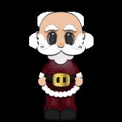 Santa Claus Element