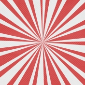Circus Sunburst Paper