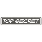 Super Hero Top Secret