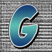 Super Hero Alpha Color G