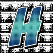 Super Hero Alpha Color H