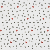 Relative Paper Hearts