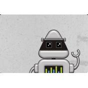 Genius Card Robot