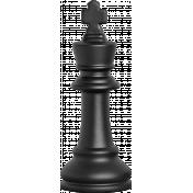 Gamer Girl Chess Pawn