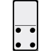 Gamer Girl Domino Piece 2