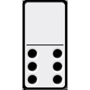 Gamer Girl Domino Piece 3