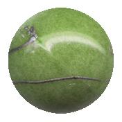 Gamer Girl Green Button