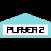 Gamer Girl Player 2