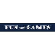 Gamer Girl Word Art Fun and Games