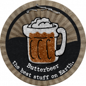 Butterbeer tag