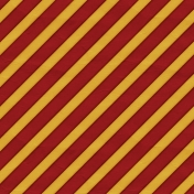 Red house stripes