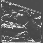 Clear Plastic Pocket- Quadrilateral