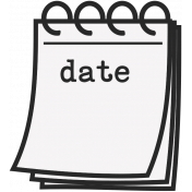 Date Pad