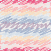 Forever Friends - Paper - Scribble Stripes