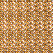 Fall All Over - Paper - Candy Corn