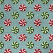 Home for the Holidays Paper- Peppermints