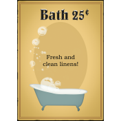5 x 7 bath sign 2