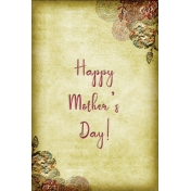 4 x 6_Happy Mother's Day card