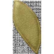 Felt Leaf 1