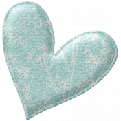 Felt Heart 1