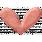 Felt Heart 2