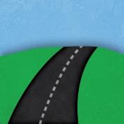 Cars Paper (road1)