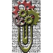 Steampunk Clip