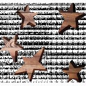 Monster Wood Stars