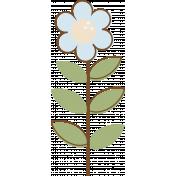 Modern Flower 03