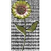 Steampunk Flower 03