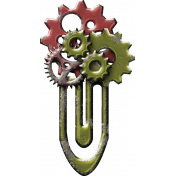 Steampunk Paperclip