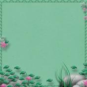Mermaid- stacked paper 04
