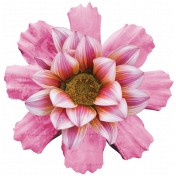 Layered Template Challenge: Flower