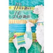 Mama Llama Journal Card (02)