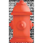 Pet Shoppe Fire Hydrant