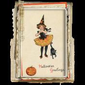 Vintage Halloween Card (01)
