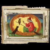 Vintage Halloween Card (02)