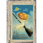 Vintage Halloween Card (04)