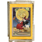 Vintage Halloween Card (05)