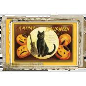 Vintage Halloween Card (06)